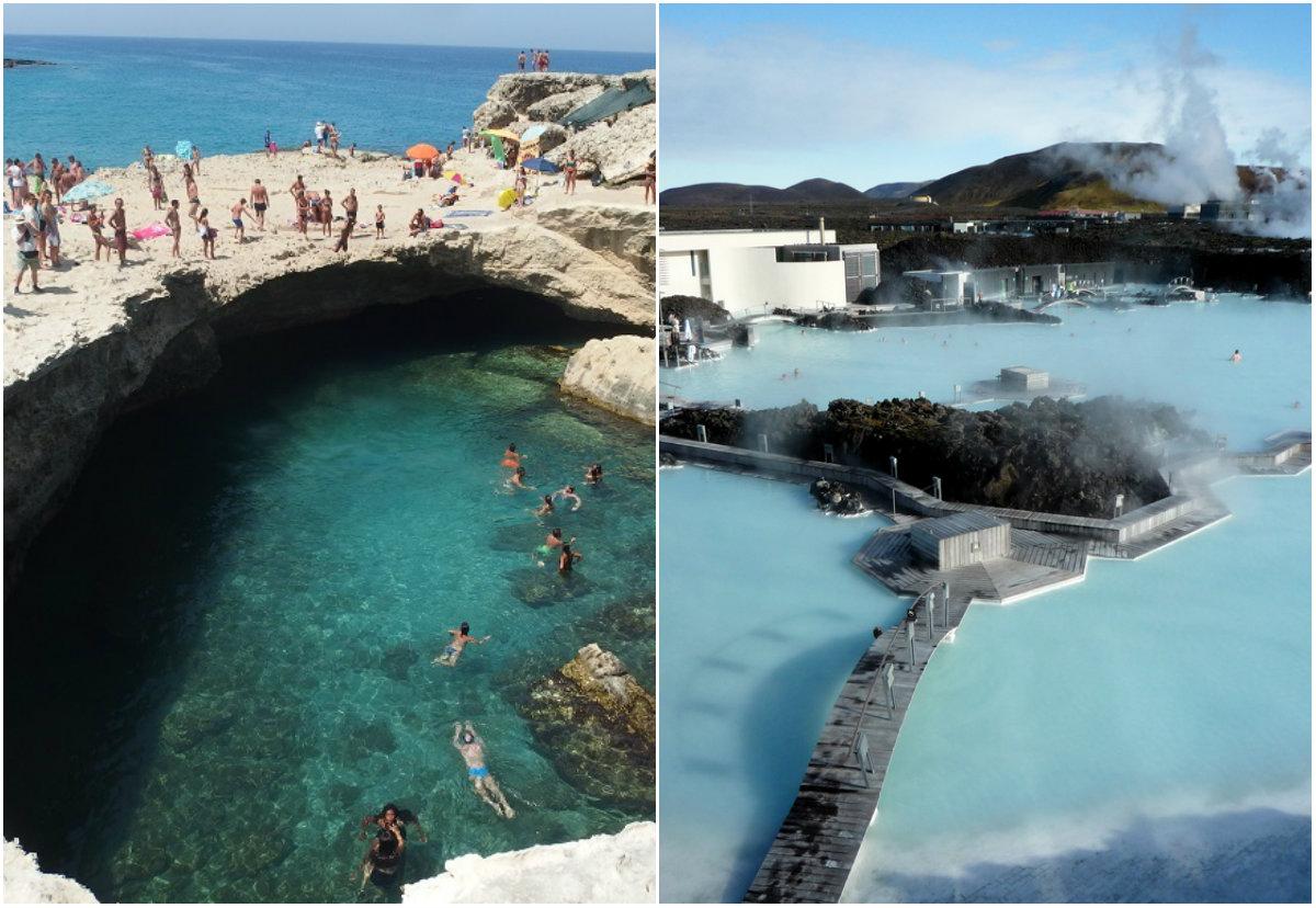 Pet najzanimljivijih prirodnih bazena za koje verovatno niste znali da postoje!
