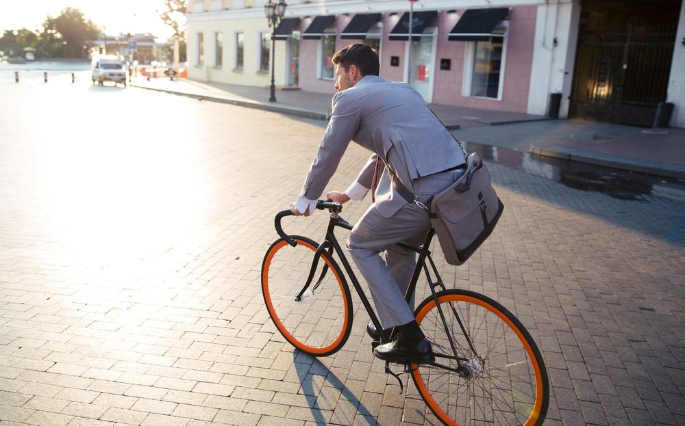 Milina: U ovom gradu građane plaćaju da idu biciklom na posao