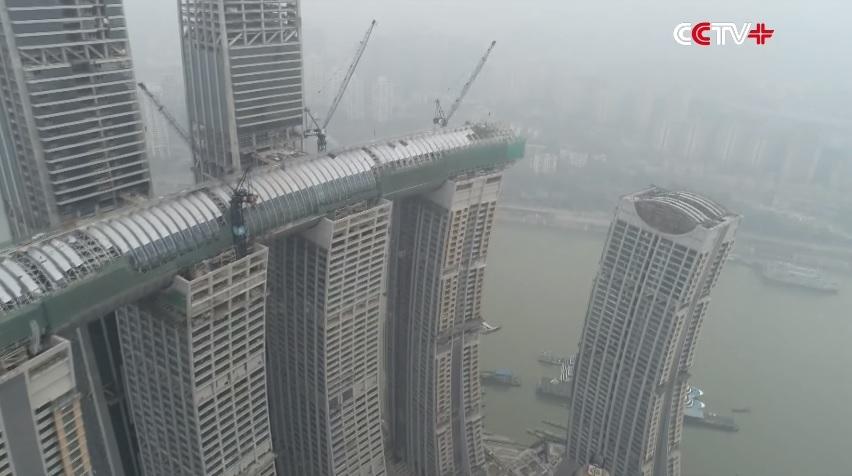 Kinezi ispred svih: Gradi se zapanjujući vodoravni neboder, evo kako će izgledati i šta će sve imati (VIDEO)