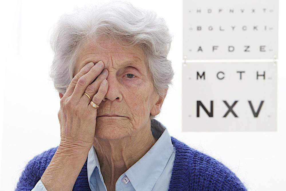Najnovije istraživanje pokazalo povezanost gubitka vida s nastankom Alchajmerove bolesti