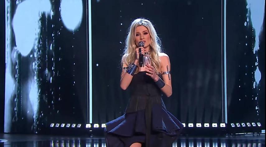 Nevena Božović predstavljaće Srbiju na Eurosongu (VIDEO)