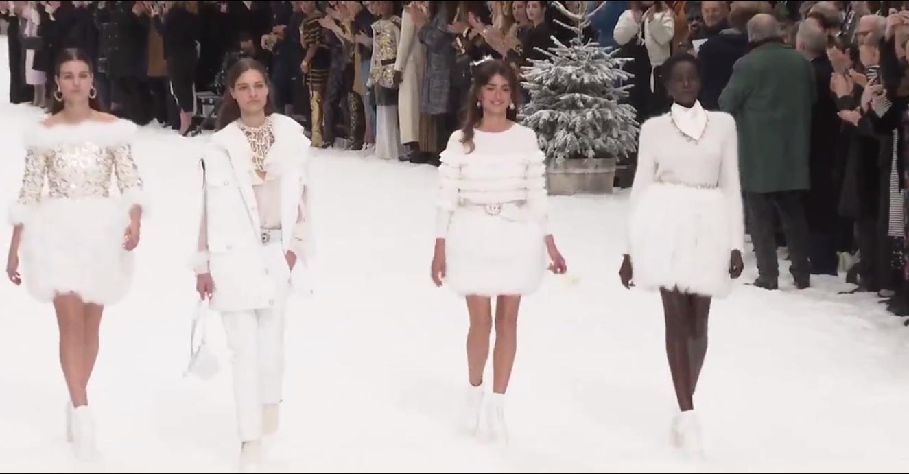 Modna kuća Šanel predstavila poslednju kolekciju Karla Lagerfelda (FOTO, VIDEO)