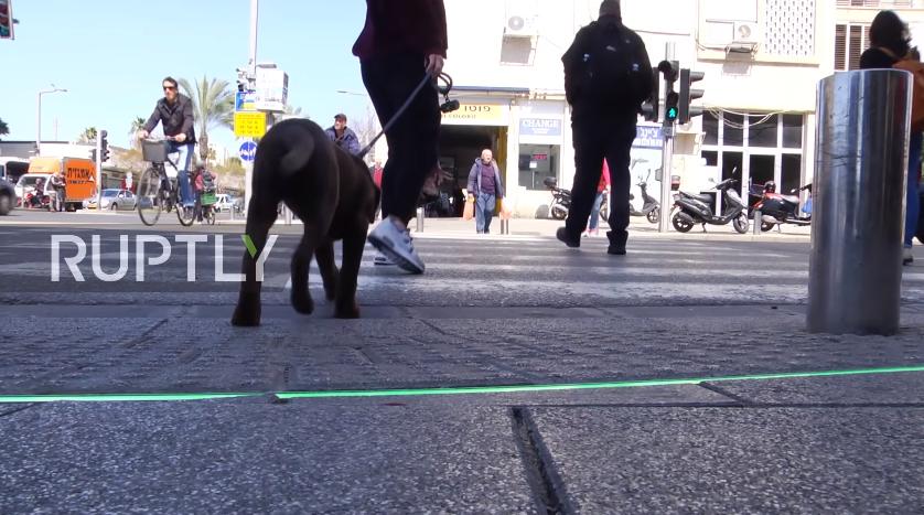 U Tel Avivu postavljeni zombi semafori na pešačke prelaze (VIDEO)