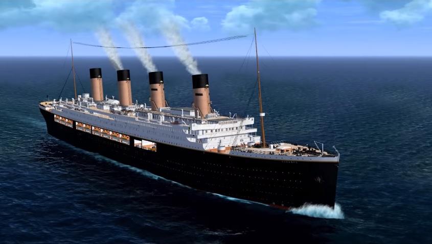Titanik II spreman za plovidbu, ići će istom rutom kao i original