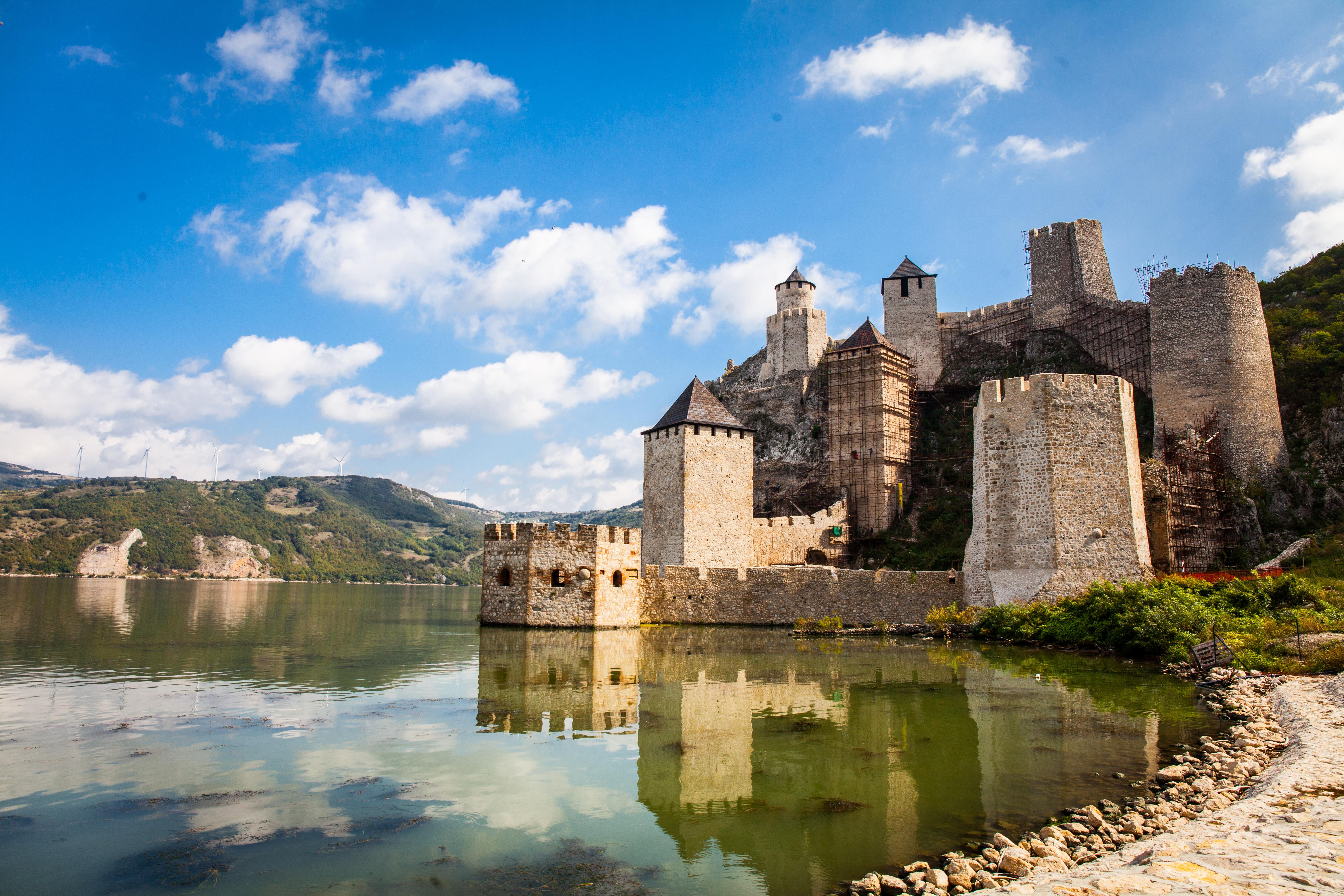 U novom ruhu: Evo zašto je Golubačka tvrđava pravi dragulj Balkana