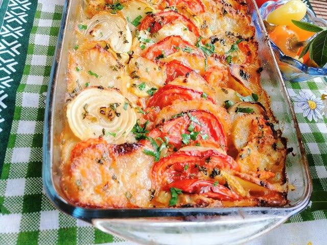 Neodoljiv ukus: Krompir sa tikvicama postaće vaše omiljeno jelo
