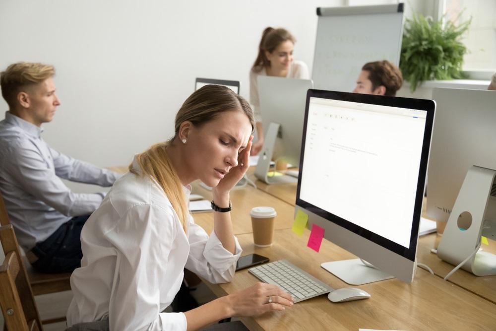 Previše buke u kancelariji povećava nivo stresa