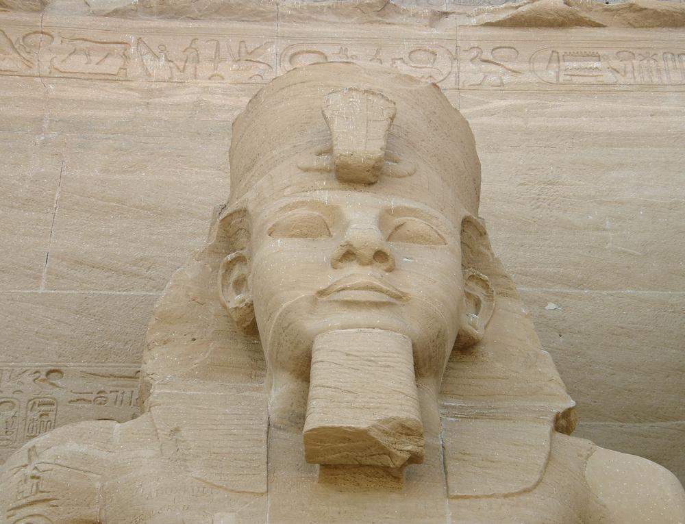 Fantastično otkriće egipatskih arheologa: Nađen presto faraona Ramzesa II (FOTO)
