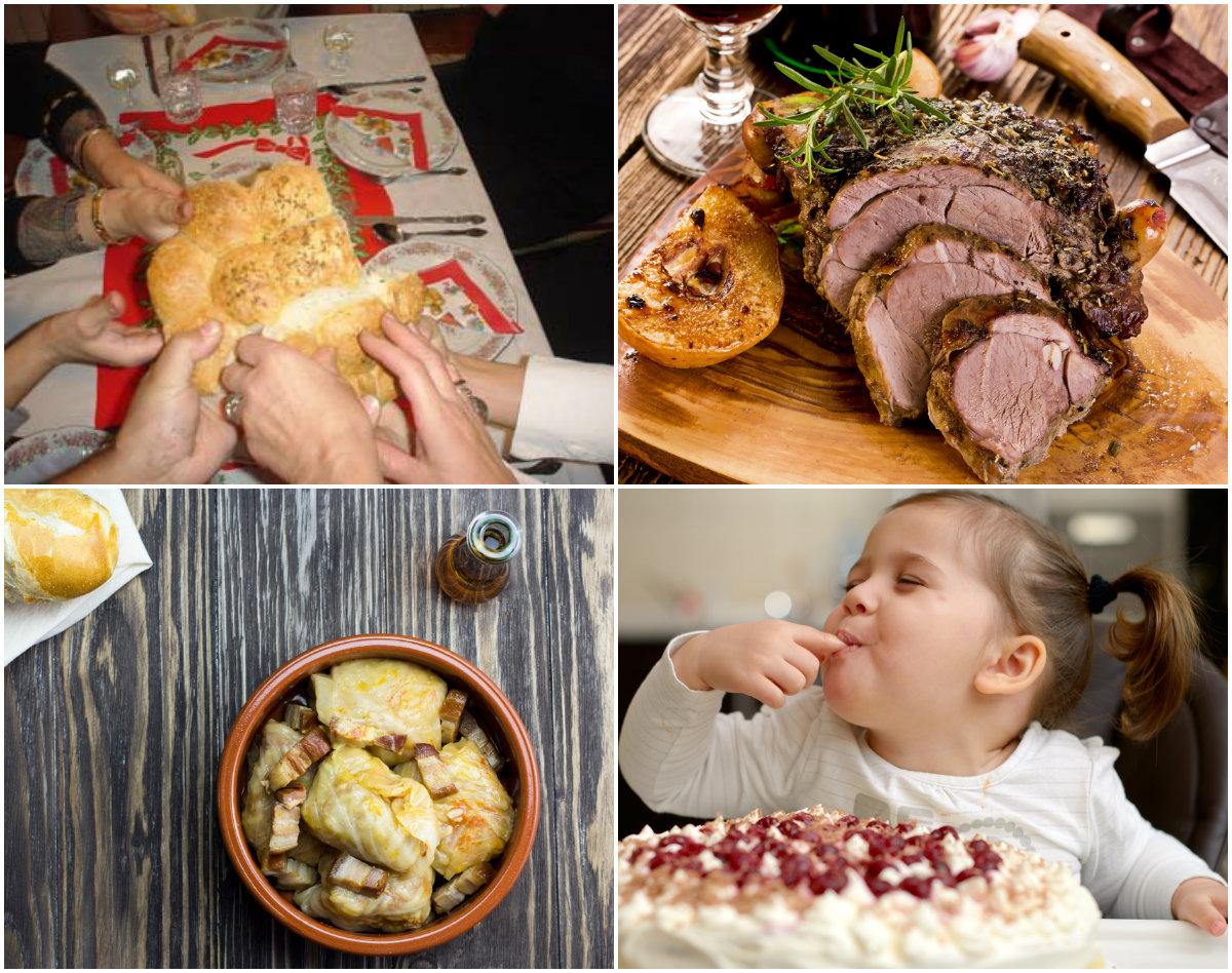 Božićna trpeza: Predlog jelovnika za praznični ručak i večeru