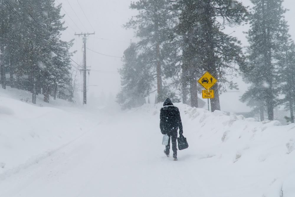Vremenska prognoza: U planinskim predelima snežni nanosi i vejavica
