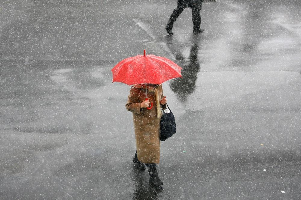 Vremenska prognoza: Danas kiša i susnežica, ovim delovima Srbije preti olujni vetar