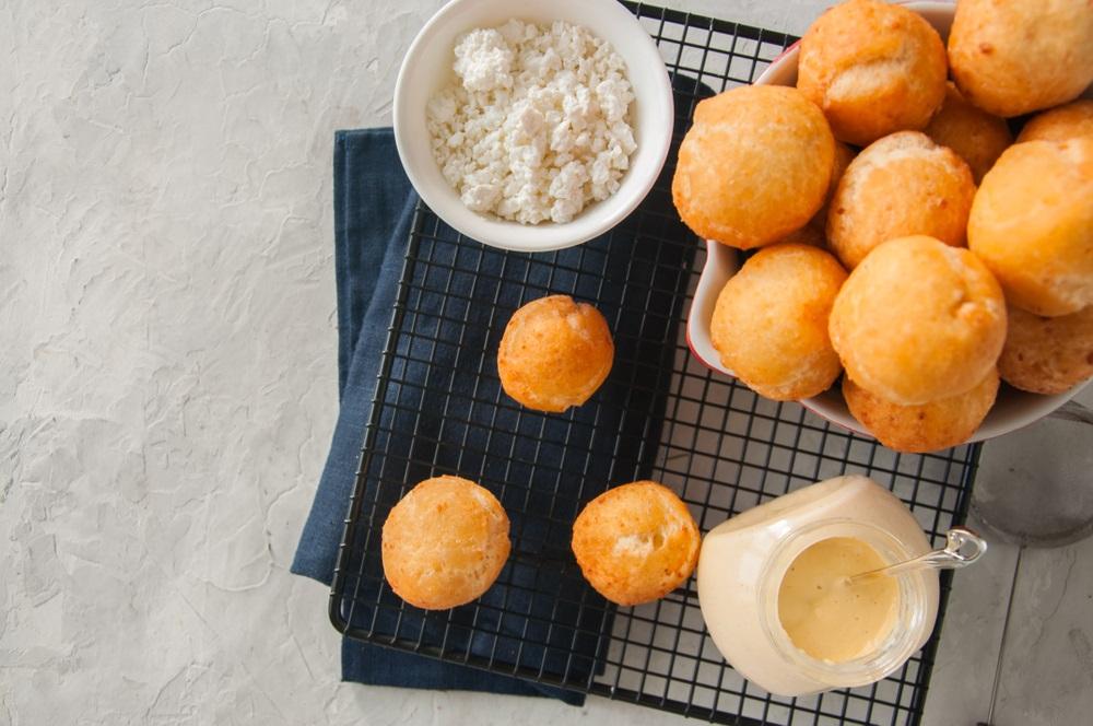 Jednostavan i brz recept za savršene uštipke sa sirom