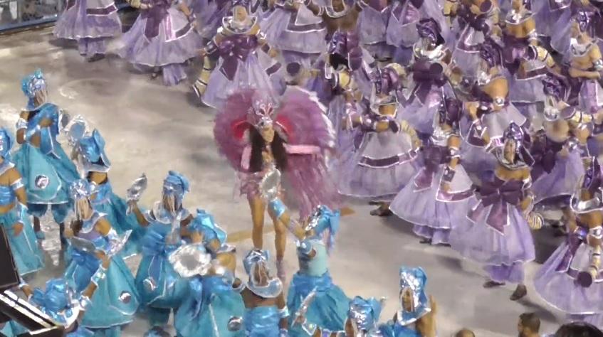 Najraskošniji i najveseliji karneval na svetu u Riju de Žaneiru okupio milion turista (FOTO, VIDEO)