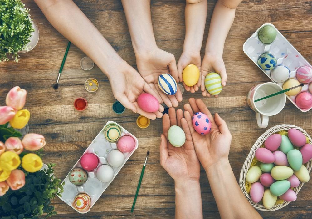 Crvena, žuta, zelena… Evo šta predstavljaju boje kojima farbamo uskršnja jaja