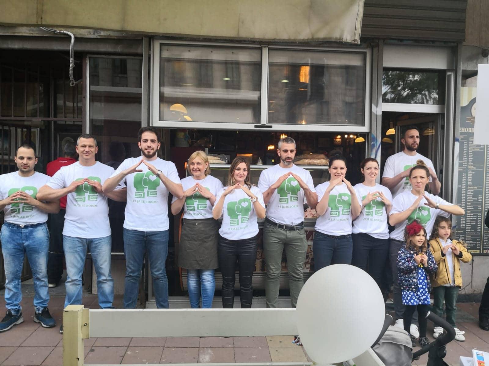 """Najstarija poslastičarnica u Beogradu """"Pelivan"""" 168. rođendan posvetila deci oboleloj od raka"""