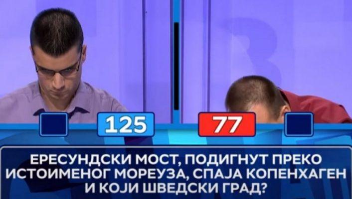 Ovo je najgledanija epizoda Slagalice do sada, a ovaj čovek je svojom nervozom, nasmejao ceo Balkan (VIDEO)